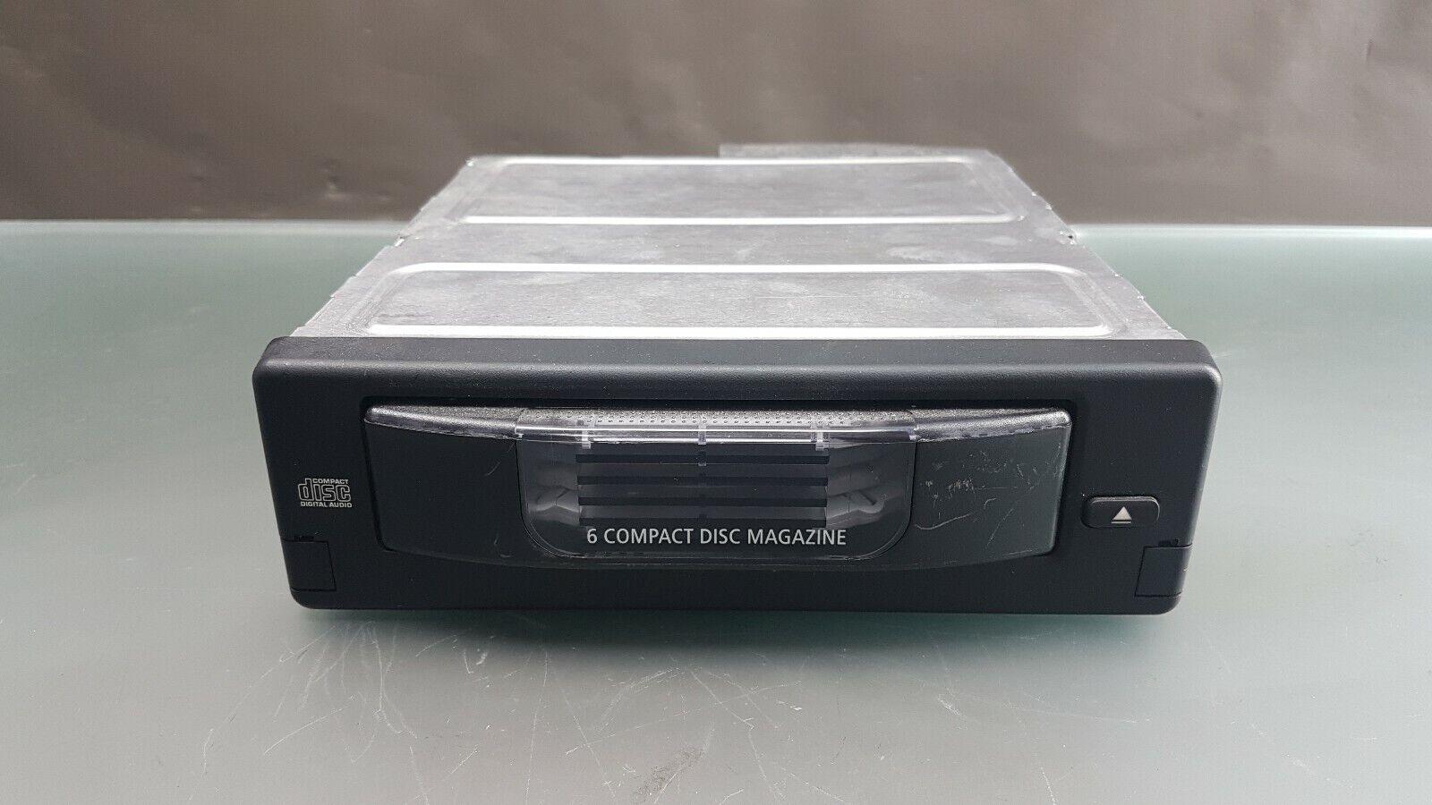 Original BMW Alpine CD Changer Changer Din / Most 6-Fach Magazine 6956939
