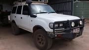 80 Series Landcruiser Euleilah Gladstone Area Preview