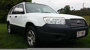 2007 Subaru Forester Wagon West End Brisbane South West Preview