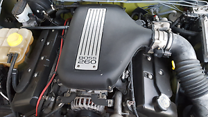 LOW KM FORD FPV BOSS 260 5.4 V8 ENGINE Caboolture Caboolture Area Preview