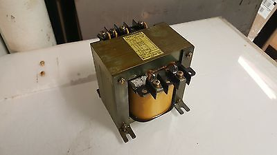 Mitsubishi Transformer, MODEL N/A,300 VA, 1 PH, Pri. 200-220 to 100V, Used