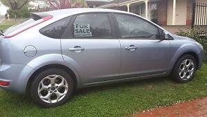 2011 Ford Focus Hatchback Greenwith Tea Tree Gully Area Preview