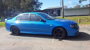 2003 Ford Falcon XR6 Turbo Carina Heights Brisbane South East Preview