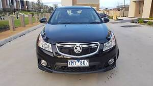 2011 Holden Cruze SRI-V - VERY LOW KMS -REG+RWC - FULLY OPTIONED! Coburg North Moreland Area Preview