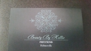 Beauty by Hollie Holmesville Lake Macquarie Area Preview