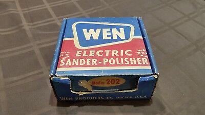 *Vintage* WEN Sander - Polisher Model 202