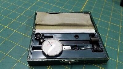 Modern Tools Pic-test Dial Indicator .0005 Machinist Tool Set Gauge In Box