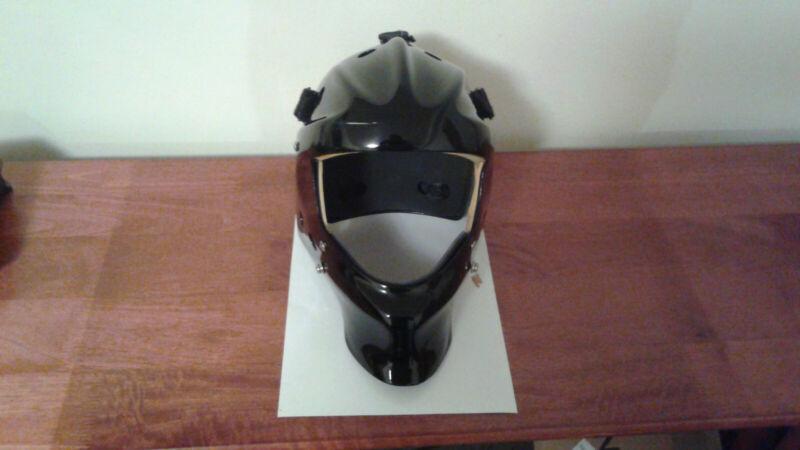 eddy goalie mask leroc pro model size large