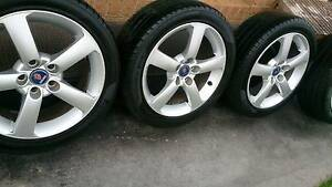 "17"" Rims and Tyres 225/45R17 Dandenong South Greater Dandenong Preview"