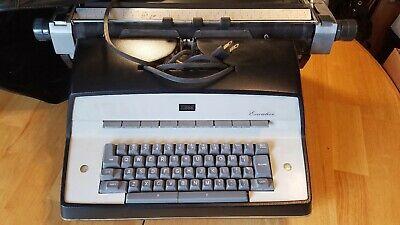 Ibm Executive Typewriter Tested Works 1969 19 Carriage Model 42