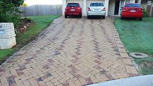 Pavers used on driveway McDowall Brisbane North West Preview