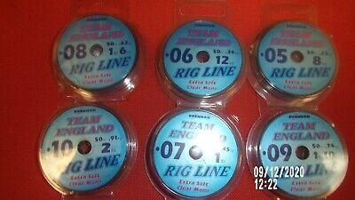 Drennan Team England Rig Line