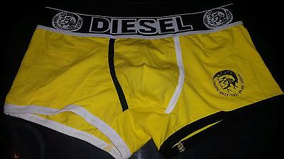 Diesel Men underwear New Boxers Briefs SEXY Yellow Black White Size M L XL  Diesel Men Underwear Briefs