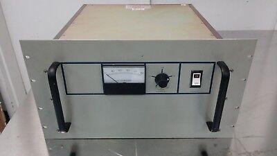 Electronics Measurements 00454035 Rev-b Hv Power Supply Emki 150-40-1-0561g