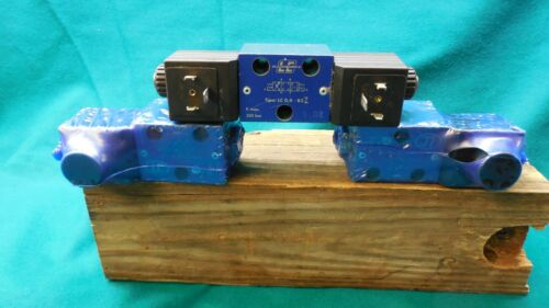 Oleodinamica Bosch Rexroth Hydraulic Proportional Directional Valve solenoid LOT