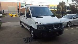 2007 Mercedes Benz Sprinter 315CDI freshly rebuilt engine (rwc) Epping Whittlesea Area Preview