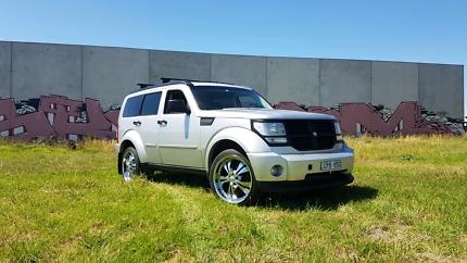 DODGE NITRO SXT 3.7 Litre V6 Automatic 4x4.    Jeep. Chrysler Bundoora Banyule Area Preview
