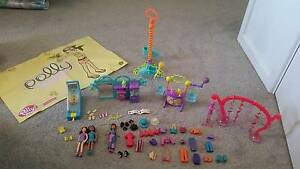 Polly Pocket - 3 Sets Sold as Bundle -  Excellent Condition Redcliffe Redcliffe Area Preview