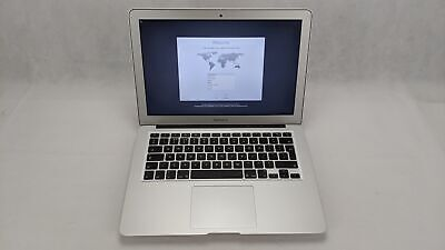 "Apple MacBook Air 13.3"" 2017 A1466, Intel i5 1.8GHz 128GB SSD 8GB Silver"