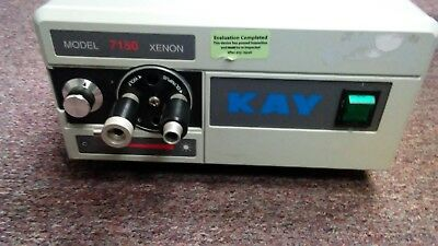 Luxtec Kay Xenon 7150 Light Source - 345 Hours