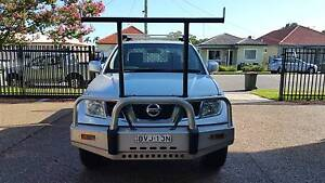 2010 Nissan Navara ST (4x4) D40 2.5L DT4 Dual Cab Ute - MANUAL Waratah Newcastle Area Preview