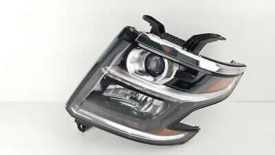 2015-2019 Chevrolet Tahoe Suburban LH Left Drivers Side HID Xenon Headlight OEM