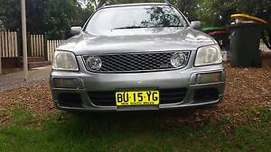1999 Nissan Stagea Wagon Springwood Blue Mountains Preview