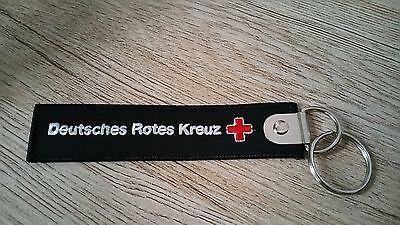 DRK Schlüsselband mit Stick *neu* schwarz