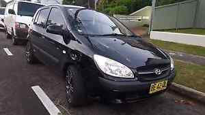 2009 Hyundai Getz. low ks. Very reliable. Cronulla Sutherland Area Preview