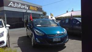 STYLISH AND SLEEK 2015 HYUNDAI ELANTRA Devonport Devonport Area Preview