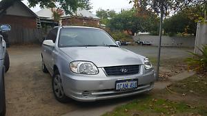 2006 Hyundai Accent Mosman Park Cottesloe Area Preview