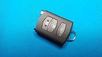 GENUINE MAZDA 3 MAZDA 6 3 BUTTON KEY FOB REMOTE PART NUMBER VISTEON 41784