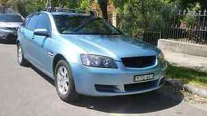 HOLDEN OMEGA WAGON VE 2008 $6100 NEG! Ashfield Ashfield Area Preview