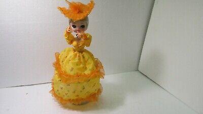Southern Belle in Gelb Kleid 11 Puppe mit Ständer ds1569 (Southern Belle Kleid)