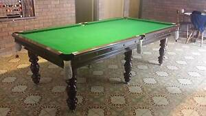 Billiard Table 8'x 4' Templestowe Manningham Area Preview