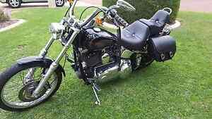Harley Davidson softail Custom Iluka Joondalup Area Preview
