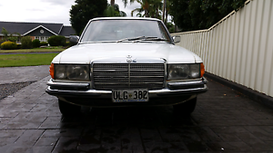 Mercedes Benz 450SEL W116 V8 262k Bellevue Heights Mitcham Area Preview