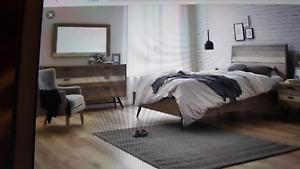 Havana Bedroom Suite with mattress Kadina Copper Coast Preview