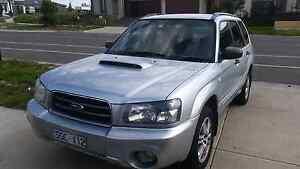 2004 Subaru Forester XT manual Craigieburn Hume Area Preview