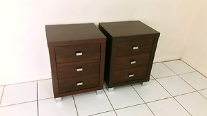 Matching bedside tables Maroochydore Maroochydore Area Preview