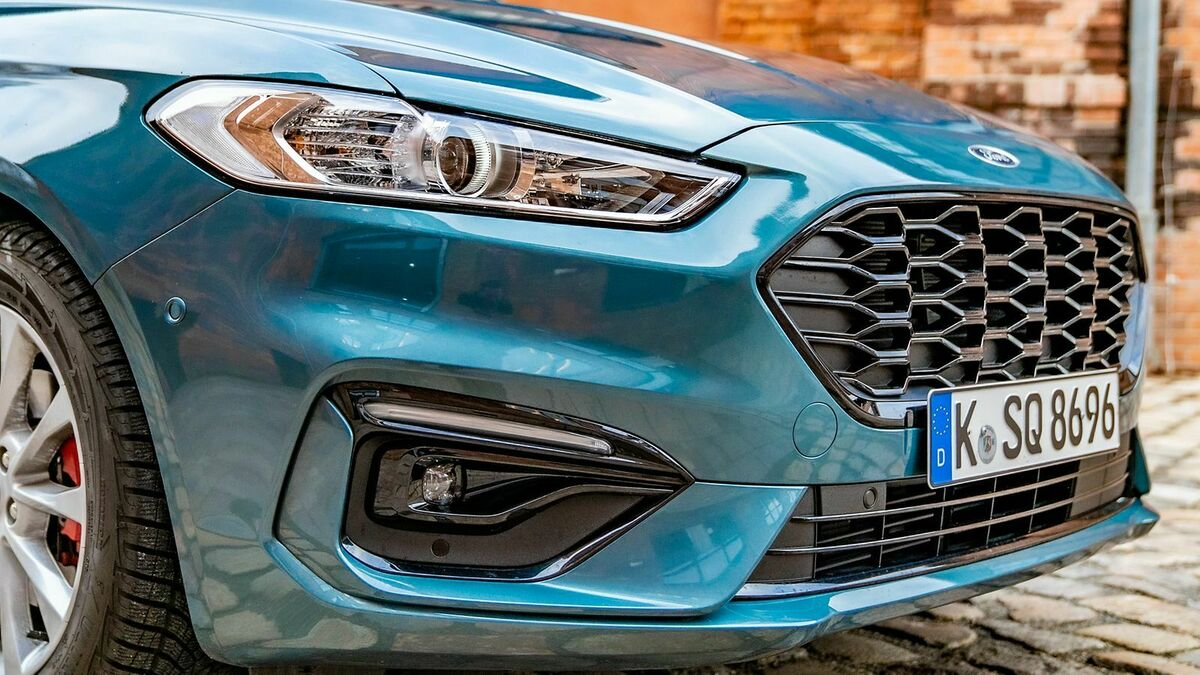Ford Mondeo Seit 2019 Im Test Solider Kombi Mit Platz Mobile De