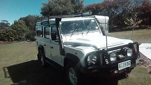 2008 Land Rover Defender Wagon Leith Devonport Area Preview