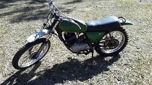 1972 ke175 KAWASAKI $299 VINTAGE Old Bar Greater Taree Area Preview