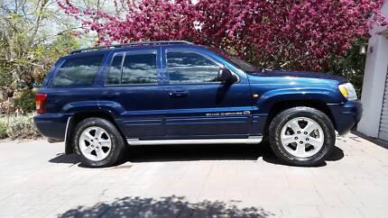 2002 Jeep Grand Cherokee - $6200