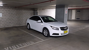 Holden Cruze. 2011 Model. 124000 kms. Chatswood Willoughby Area Preview