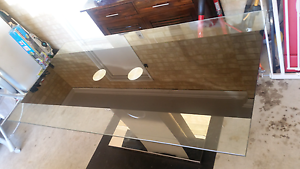 Glass Dining Table In Perth Region WA Dining Tables Gumtree Australia Fr