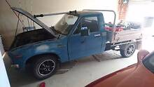 1979 OLD SKOOL Hilux SWAP or CASH OFFERS Gawler Gawler Area Preview