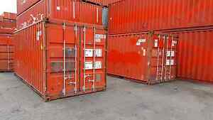SHIPPING CONTAINER SALE 20FT & 40FT Melbourne CBD Melbourne City Preview