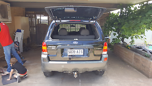 2002 Ford Escape - family car - tinted windows Nuriootpa Barossa Area Preview