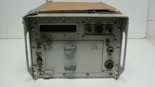 Comarco Systems Inc enhanced multi-bus monitor EMBM-01 data acquisition system